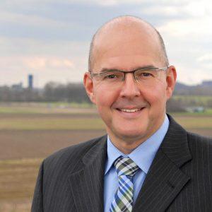 Der designierte Vorsitzende der Geschäftsleitung Christoph von Reden kommt vom Cargill-Konzern nach Gendorf. (Bild: Infraserv Gendorf)