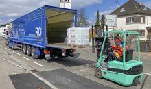 Der Lösemittel-Spezialist Richard Geiss GmbH hat seine Produktion umgestellt und liefert jetzt auch Desinfektionsmittel. Bild: Richard Geiss