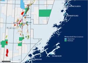 Das neue Ölfeld Bergknapp liegt in unmittelbarer Nähe zu bestehender Öl-Infrastruktur. (Bild: Wintershall Dea)