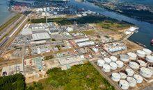 Die Demonstrationsanlage soll in Lillo im Hafen von Antwerpen entstehen. (Bild: Inovyn)