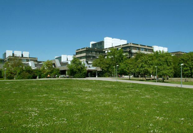 Department Chemie, TU Muenchen, Campus Garching