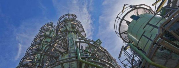 Die Bioraffinerie soll bis 2022 im finnischen Hamina entstehen. (Bild: Neste)