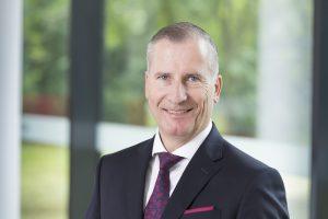 Andreas Fischer will Innovationen in sechs Wachstumsfeldern vorantreiben. (Bild: Evonik)