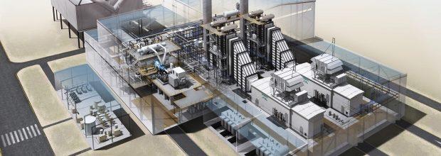 Siemens Energy baut im Chemiepark Marl ein weiteres GuD-Kraftwerk