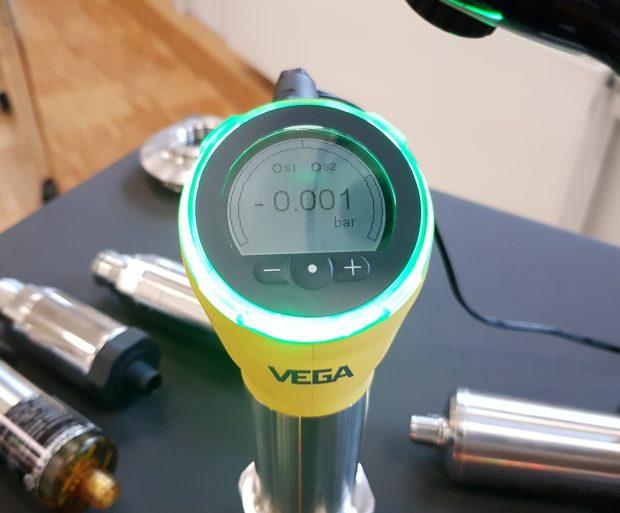 Vega Neue Drucksensoren und Schalter für Pharma- und Lebensmittelanwendungen