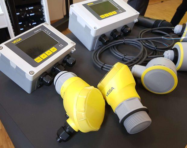 Vega stellt neue Füllstandsensoren für Abwassertechnik sowie Digitalisierung vor
