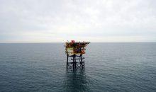 Das Feld befindet sich etwa 200 km vor der Küste von Den Helder. (Bild: Wintershall)