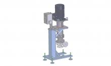 Bungartz liefert 24 magnetgekuppelte Pumpen des Typs MPCV für die Produktion von TiCl4 nach China. (Bild: Bungartz)