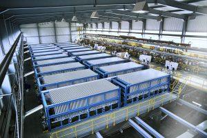 Thyssenkrupp hat eine Technologie zur alkalischen Wasserelektrolyse entwickelt. (Bild: Thyssenkrupp)