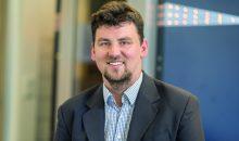 """Der neue Vorstand Mathias Galetz (40) leitet seit mehr als acht Jahren die Arbeitsgruppe """"Hochtemperaturwerkstoffe"""" des Instituts. (Bild: DFI)"""
