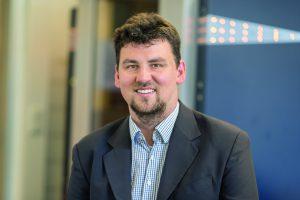 Der neue Vorstand Mathias Galetz (40) leitet seit mehr als acht Jahren die Arbeitsgruppe