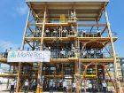 Die Pilotanlage von Lyondellbasell für molekulares Kunststoff-Recycling hat am Standort Ferrara, Italien, den Betrieb aufgenommen. (Bild: Lyondellbasell)
