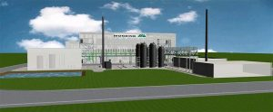 Zur Anlage gehören auch ein eigenes Blockheizkraftwerk und ein System zur Rückgewinnung von Energie bei allen Heiz- und Kühlprozessen. (Bild: Pörner)