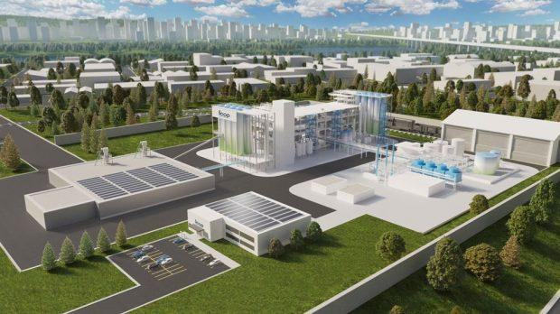 Suez und Loop Industries planen den Bau einer PET-Recyclinganlage in Europa. Bild: Suez