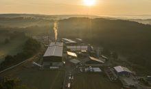 Der Energiepark in Wunsiedel, Standort der geplanten CO2-emissionsfreien Wasserstoff-Erzeugungsanlage von Siemens und Wun H2. (Bild: Siemens)
